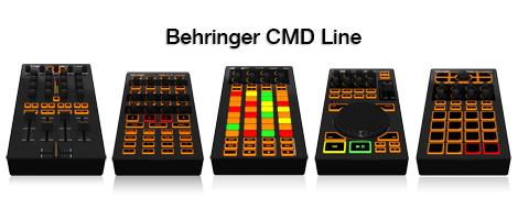 Behringer CMD, un nuovo sistema modulare per i DJ