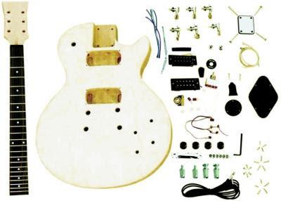 Il manico della chitarra