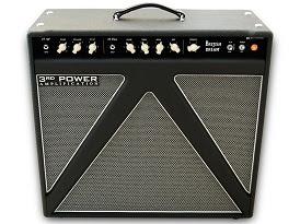 3rd Power British Dream un amplificatore che fonde i suoni classici di marshall e vox