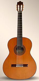 Chitarre classiche Alhambra 4P, 8P e Luthier India