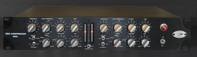 A-Designs Audio HM2 Nail Compressore stereo con compressione parallela