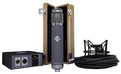 Il microfono Telefunken AR-51