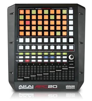 AKAI APC20 un controller con Ableton