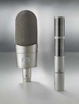 Audio-technica AT4080 e AT4081: 2 microfoni a nastro dal suono naturale