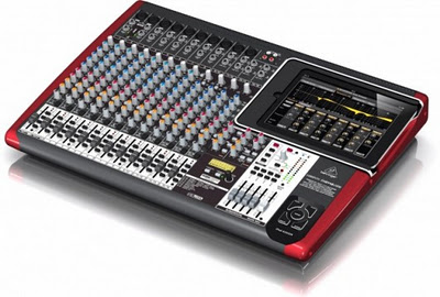 Behringer XENYX iX iX3242USB, iX2442USB e iX1642USB, dei nuovi mixer digitali