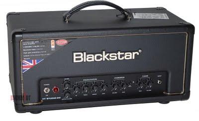 Blackstar HT Studio 20H, una testata valvolare da 20W per chitarra