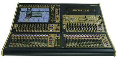 DiGiCo SD10-24, una nuova console digitale