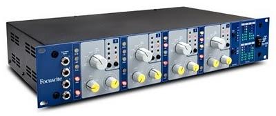 Focusrite ISA 428 Pre Pack un pre a 4 canali dal suono trasparente