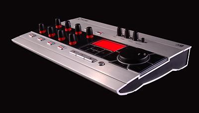 Native Instruments kore una potente interfaccia audio/controller midi
