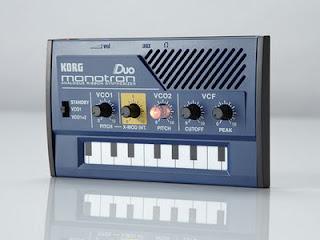Korg Monotron Duo, una versione più flessibile del modello originale