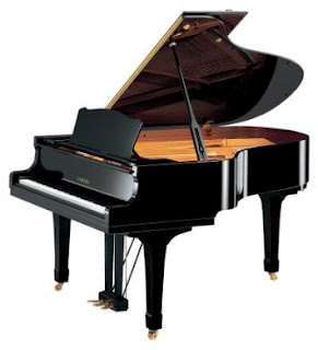 pianoforte yamaha c3
