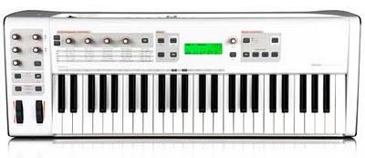 Venom M-Audio sintetizzatore dai suoni vintage