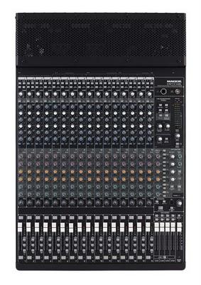 mackie onyx 1640, 1620 e 1220 mixer con i pre della serie vlz ma con firewire