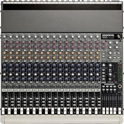 Mixer analogici Mackie VLZ3 1604 e 1402, 1642, 802 e 402