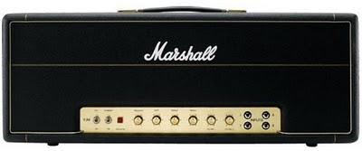Marshall YJM100, una testata valvolare da 100 watt dal tono vintage