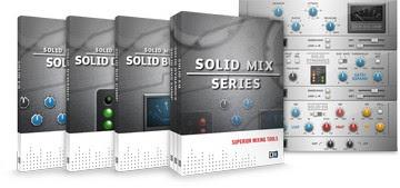 Native Instruments Solid Mix e Transient Master, 2 nuovi plugin per il trattamento dell'audio