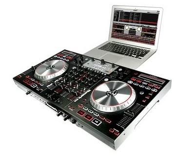 Numark NS6 il controller DJ per Serato ITCH