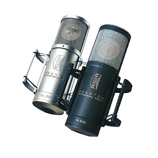 Brauner Phantom AE microfono
