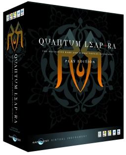Quantum Leap RA suoni campionati provenienti da tutto il mondo