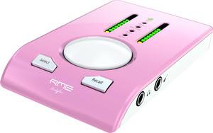 RME Ladyface, la versione rosa dell'interfaccia audio RME Babyface