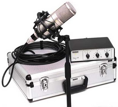 rode classic II microfono