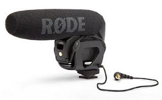 RODE VideoMic il nuovo microfono per i cineoperatori