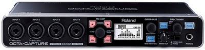 Roland UA-1010 Octa-Capture una piccola e flessibile scheda audio