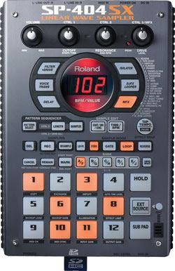 Roland SP-404SX, la nuova versione del campionatore/processore di effetti SP-404