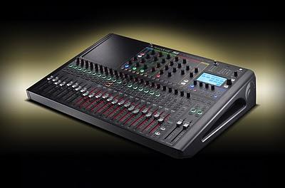 Soundcraft Si compact un nuovo mixer digitale