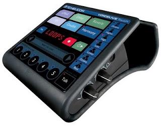 TC Helicon Voice Live Touch un nuovo processore vocale