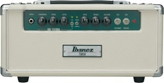 Ibanez TSA15H un amplificatore valvolare per chitarra da 15 watt