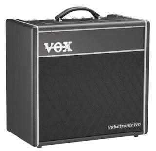 Vox Valvetronix Pro VTX150 Neodymium, un amplificatore combo valvolare