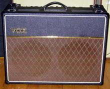 chitarra: amplificatore vox ac-30