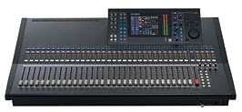 Yamaha LS9-32, una console digitale intuitiva ma molto profonda