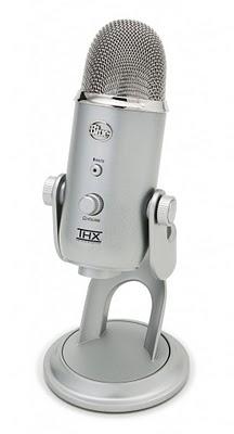 Yeti Blue un nuovo microfono usb per l'home recording