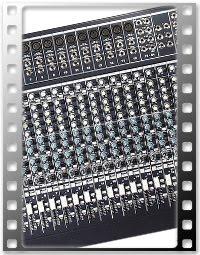 mixer behringer eurodesk & eurorack