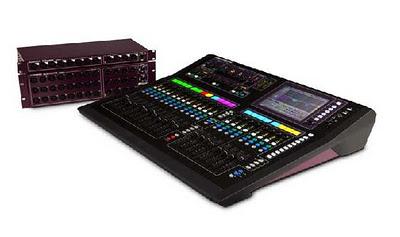 Allen & Heath GLD, un sistema di mixaggio digitale basato sulla serie iLive di Allen & Heath