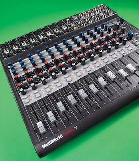 alesis multimix mixer per pc firewire