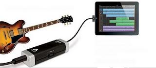 Apogee annuncia il Jam, una nuova interfaccia con un ingresso per chitarra per iPhone, iPod touch, iPad