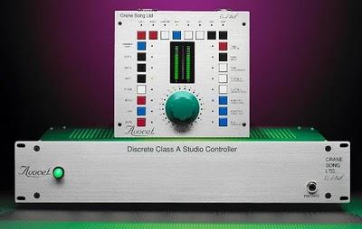 Avocet Crane Song un controller per il vostro monitoraggio