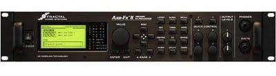 Fractal Audio Systems annuncia l'Axe-Fx II un processore di effetti per chitarra