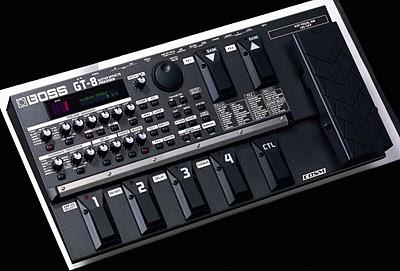 multi effetti per chitarra Roland GT-8