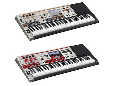 Casio XW-P1 e XW-G1, delle nuove tastiere synth