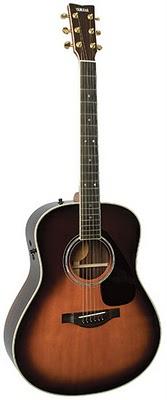 Yamaha LLX16 chitarra elettroacustica