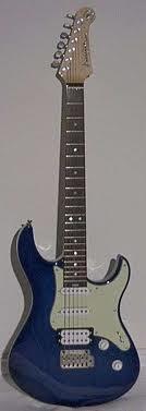 chitarra elettrica per iniziare yamaha pacifica 904 e 812 v