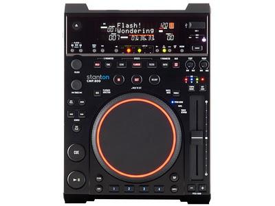 Stanton CMP.800, un Multi-Player e controller MIDI per Dj