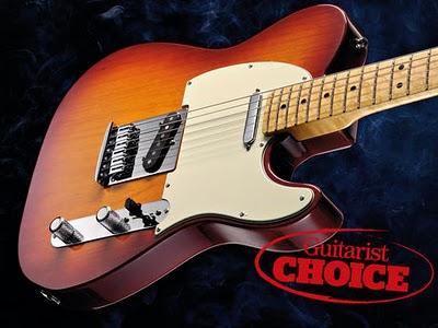chitarra fender custom deluxe telecaster