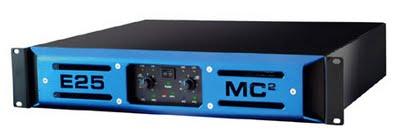 MC2 Audio E100, un amplificatore da 4 canali ad alta potenza