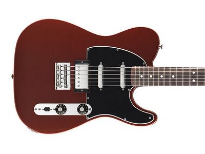 Fender ha introdotto delle nuove chitarre della serie Blacktop