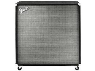 Amplificatori Fender Super-Sonic 100 412 Straight Enclosure e Slant Enclosure